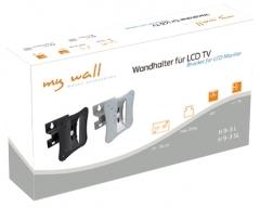 "H9-3SL, 10-30"", max.20 kg, TV-Wandhalter"