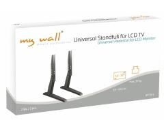 "HP35L, 13-37"", max.35kg, Standfuß für TV-Geräte"