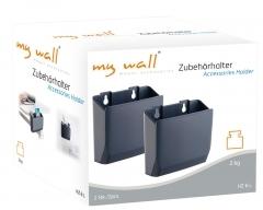 HZ6L, Zubehörhalter, 12,5 x 5 x 11 cm, 2 Stück (lieferbar ab KW 30/21)