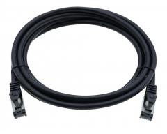 TI29-20L, Cat 8.1 Patch Kabel, 20,0m, Western 8/8-Stecker (RJ45) - Western 8/8-Stecker (RJ45),für 25 GBASE / 40 GBASE / 50 GBAS