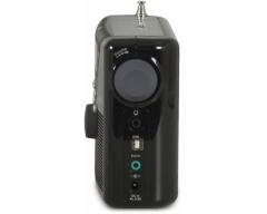 solarDAB 2 schwarz, Solar-Radio, DAB+/UKW/RDS