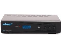 ANKARO ANK DCR 3000plus, Full HD Digitaler Kabel Receiver