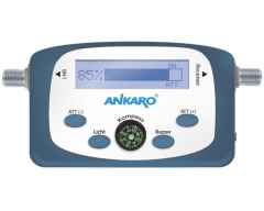 Ankaro ANK DSF 100 Digitaler Satelliten Finder