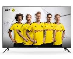 """CHiQ U50H7L, UHD-TV 50"""" (126cm), Ultra-HD 3840x2160, HDR10, 10-Bit Panel, SMARTFunktion, DVB-T2/C/S2, Hotelmode, Netflix, Youtub"""