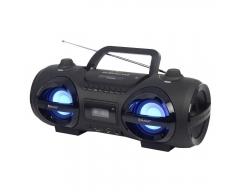 CDR900BT, Boombox mit Bluetooth, MP3/CD, USB, SD und AUX-IN