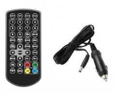 "DVD7002, portabler 7"" LCD-Bildschirm"