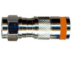 F-KPS 37 orange ,Kompressions-Ausführung für INKA 85, SAT MINI 1, 4, 5, MMK 1 ,2, AC 85, AC 852