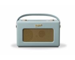 ROBERTS Revival iStream2 duck egg (hellblau), Internetradio, DAB+/UKW/WIFI/WLAN/RDS,MP3