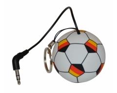 10047, Mini Speaker - Fußball - Deutschland