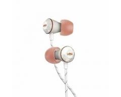 """EM-FE033-RS, MARLEY """"Nesta"""" rosegold, In-Ear Kopfhörer mit Mikrofon"""