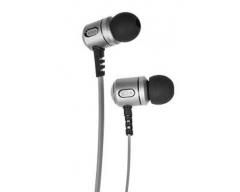 XX.Y RYTMIC KT23 grau, In-Ear-Kopfhörer mit Mikrofon und Lautstärkeregelung