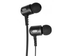 XX.Y RYTMIC KT23 schwarz, In-Ear-Kopfhörer mit Mikrofon und Lautstärkeregelung