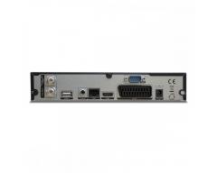 VUGA/VIARK DVB-S2 Full HD Receiver H.265 USB LAN WLAN schwarz