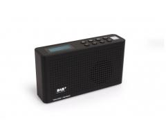 Opticum Ton-3 schwarz, DAB/FM-Radio