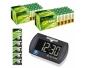 Batteriepaket GP-Batteries inkl. elektronische Parkscheibe