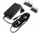NE65L, 65W, Schaltnetzteil für Netbook, Eingang: 100-240V AC, 50/60 Hz, Ausgang: 9,5-12-14-16-18,5-19-20V DC